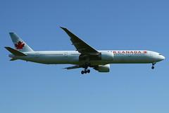 C-FITU, London Heathrow, May 30th 2009 (Southsea_Matt) Tags: lhr aircanada boeing777 londonheathrow egll cfitu