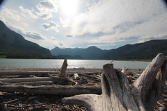 Barrier lake Kananaskis country Alberta Canada August 2014 (davebloggs007) Tags: lake canada kananaskis country august alberta barrier 2014