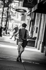 Sidewalk Dancing (Off The Beaten Path Photography) Tags: street city people urban streets digital nikon indianapolis citylife indy indiana human dslr humans d7000 nikond7000