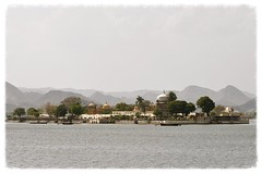 Lake of Palaces (The Spirit of the World) Tags: india lake mountains landscape romantic pala