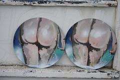 aaaaa11137 (tonytrowbridge266) Tags: streetart beach graffiti bums notdeadyet tonytrowbridge