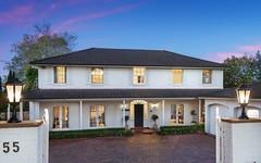 55 Grosvenor Street, Wahroonga NSW