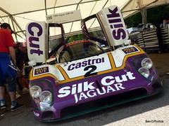 XJR9 (BenGPhotos) Tags: sports car festival race speed c group 1988 fast racing mans le prototype winner british hours 24 jaguar silkcut lm endurance fos goodwood motorsport v12 2014 xjr9 twrj12c488
