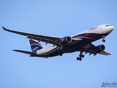 Arik Air --- Airbus A330-200 --- 5N-JID (Drinu C) Tags: plane heathrow aircraft sony airbus dsc a330 lhr egll arikair hx100v adrianciliaphotography 5njid