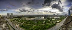 Untitled_Panorama230s (Hanoi's Panorama & Skyline Gallery) Tags: sunset sky panorama skyline architecture skyscraper canon asian asia capital skylines vietnam hanoi ncc asean appartment vitnam hni skyscrapercity trungtmhinghqucgia caoc vnhai3 keangnamlandmark botnghni ringroadthird