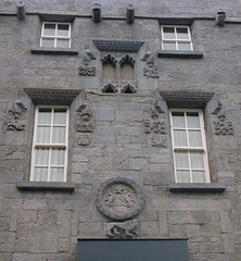 Galway: Lynch's Castle, carved motifs (green voyage (far, far behind, trying to catch up)) Tags: ireland windows galway families cities merchants renaissance stonecarvings carvings banks connacht townhouses 16thcentury mansions connaught galwaycity countygalway historicbuildings architecturaldetails reliefsculpture lynxes stonebuildings citycenters gaillimh lynchfamily reliefcarvings animalsculptures cathairnagaillimhe citycentres lynchscastle manticores historiccentres cityofgalway