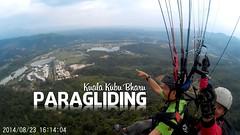 Paragliding at Kuala Kubu Bharu (AnNamir c[_]) Tags: paragliding kualakubu huluselangor annamir bukitbatupahat paraglidinginkualakubu paraglidinginmalaysia paraglidingsite