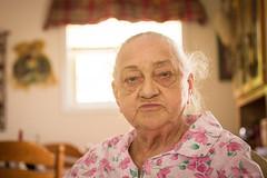 The Grandma (Universal Stopping Point) Tags: family grandma woman window hair kentucky gray elderly inside