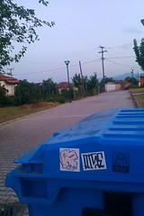 Rise sticker combo!!... (RiseOne/GrEEcE!) Tags: street streetart art square graffiti design stickers greece squareformat rise graffititags iphoneography instagramapp