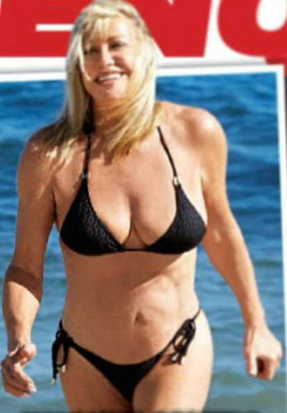 Suzanne Somers recommended supplements