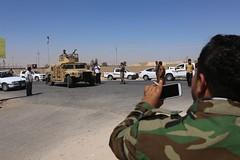 Irak Kurdistan Makmur Frontlinie 12.09.2014  img_7824_result (Thomas Rossi Rassloff) Tags: is al war islam iraq krieg east terror middle isis kurdistan irak qaida kurden pkk