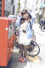 (BlueJeff) Tags: street travel jeff coffee japan shop train tokyo ginza metro jr muji    nina     doutor  itoya