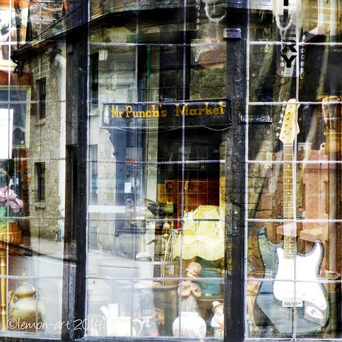 street window shop