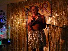 Uke Goldberg at Frank's Ukulele Bash 2014 037 (wildukuleleman) Tags: uke goldberg franks ukulele bash 2014 provincetown massachusetts mary martin womr franksukulelebash2014 wildukuleleman