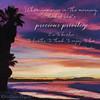 Ventura Sunrise (DeniseDewirePhotography) Tags: ocean pink mountains texture sunrise pier waves purple palmtree squared