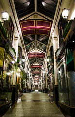 The Arcade (Trigger1980) Tags: shop night shopping bristol nikon arcade the primark d7000 nikond7000