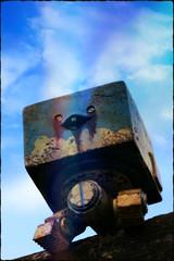 ThreeA World War Robot Portable - Square MK1 [Fat Cloud] (Ed Speir IV) Tags: world wood fiction cloud 3 clouds square toy outside outdoors actionfigure robot three portable war action designer fat ashley science 3a robots figure scifi sciencefiction 112 scfi wwr ashleywood mk1 wwrp fatcloud worldwarrobot threea