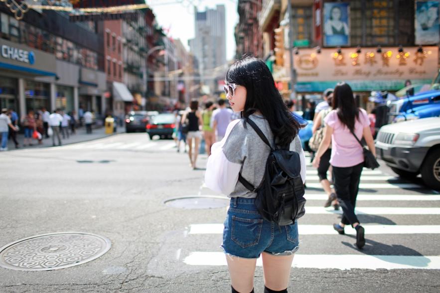 Pixie Market Girl