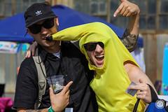 Summersalt Music Fest 2014 @ Pier 70, San Francisco.  09/13/14 (wasawwbee) Tags: big killer gaslamp gigantic salva jayant amplive summersalt geazy keysnkrates kehlani eyeheartsf smrslt summersaltsf summersalt2014