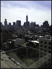 New York - from New Museum - IPhone- 1 (Jorge Vasconcelos Photos) Tags: city nyc newyorkcity ny newyork color building vertical buildings cityscape american bowery iphone newmuseum freedomtower jvasconcelos jorgevasconcelos