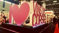 #vinexpo #bordeaux #stand #corse #vinsdelacorse #rose #pink (vavi2601) Tags: pink rose stand corse bordeaux vinexpo vinsdelacorse