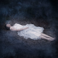 What Dreams May Come (natashalh) Tags: fineartportrait fineartphotography dark fairytale surreal magical whimsical photo
