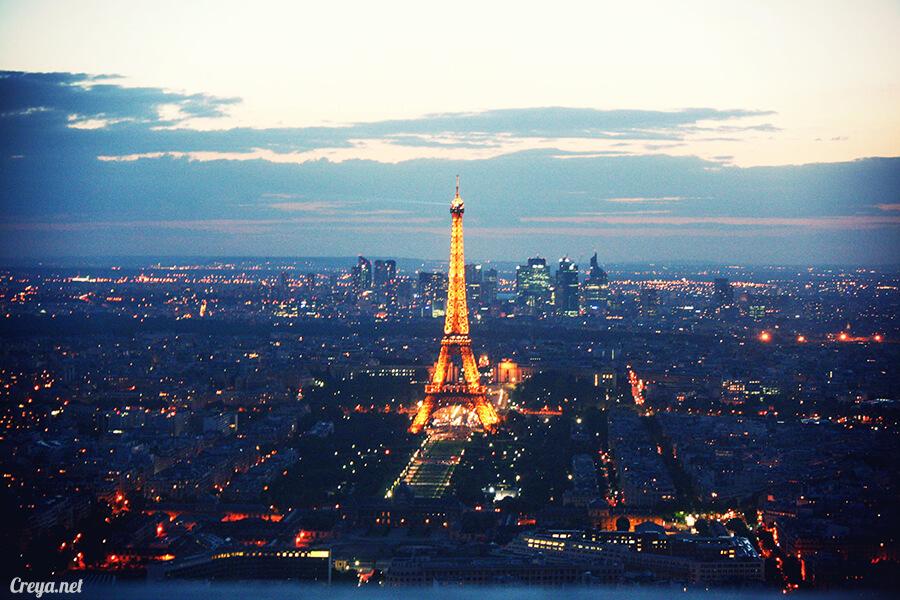 2016.10.09 ▐ 看我的歐行腿▐ 艾菲爾鐵塔,五個視角看法國巴黎市的這仙燈塔 08