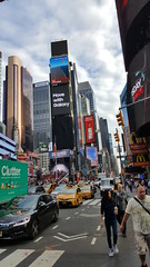 2016-10-19 - Times Square (zigwaffle) Tags: 2016 nyc newyorkcity manhattan timessquare rockefellercenter saintpatrickscathedral fifthavenue wretchedexcess centralpark