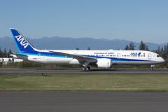 All Nippon Boeing 787-9 JA885A (royalscottking) Tags: painefield kpae pae ana allnippon allnipponairways boeing787 787 7879 dreamlifter ja885a