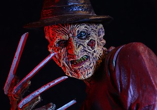 "Are you ready for Freddy ... (and for Macro Mondays ""Spooky and Frightful"")"