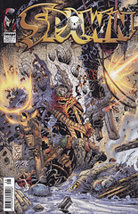 Spawn 28 (micky the pixel) Tags: comics comic horror heft imagecomics infinityverlag toddmcfarlane gregcapulla spawn