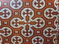 Miao embroidery (MFinChina) Tags: embroidery pretty intricate china guizhou hmong miao red white yellow minority art culture