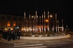 Piazzale Marconi, la rotonda luminosa (5) (Comune di Reggio Nell'Emilia) Tags: piazzale marconi rotonda reggioemilia inaugurazione