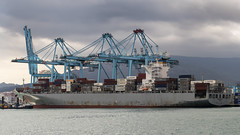 Maersk Elgin (ramaca66) Tags: barcos container contenedores ship puerto port algeciras