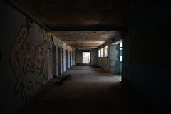 dopo di me - after me (francesco melchionda) Tags: cetinje colors blue abandoned urbex urbanexploration decay decadence shadows light