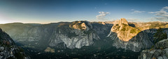 Golden hour at Glacier Point (Ettore Trevisiol) Tags: ettore trevisiol nikon d300 nikkor 18 70 yosemite national park golden hour