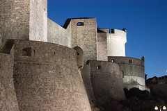 IMG_3198.jpg (Diluted) Tags: dubrovnik croatia love romance honeymoon sunset moon nightshot city walls