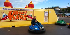 Spin (Dave Trott) Tags: largs north ayrshire seaside fun family