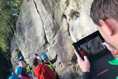 GCSE PE Climbing takes off