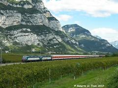 DB Autozug (Di Trani Roberto) Tags: dbautozugaltrainodiunadoppiadie405 direttoaveronaadolc db autozug al traino di una doppia e405 diretto verona dolc trenitalia