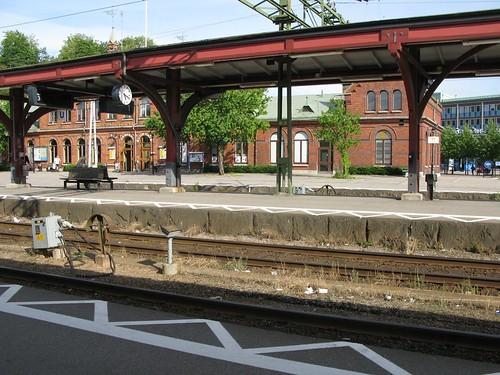 Borås railway station 2010 (2)