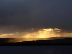 Brun Clough Mega Sunset (Supreme-B) Tags: saddleworth sony oldham landscape northwest manchester sunset snow hail sadelworth supremeb reservoir
