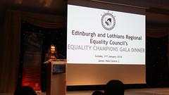 Presenter_ELREC's Equality Champions Gala Dinner
