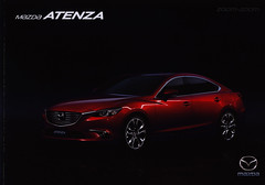 Mazda Atenza; 2016_1  (Japan) (World Travel Library) Tags: mazda atenza 2016 japan red japaneselanguage brochures sales literature auto worldcars world travel library center worldtravellib automobil papers prospekt catalogue katalog vehicle transport wheels makes model automobile automotive motor motoring drive wagen photos photo photograph picture image collectible collectors ads fahrzeug automobiles cars japanese frontcover   documents dokument broschyr esite catlogo folheto folleto   ti liu bror