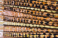 DUI_8258r (crobart) Tags: world treads festival oakville cloth fabric fibre textile art artwork