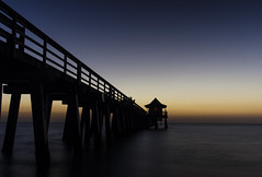 Timeless DSL7072 (iloleo) Tags: naplespier sunset florida colourful landscape gulfofmexico longexposure nikond7000 le timelapse