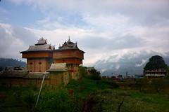 Bhimakali Temple, India 2016 (reurinkjan) Tags: india 2016 janreurink himachalpradesh spiti kinaur ladakh kargil jammuandkashmir shribhimakalitemple bhimakalitemple bhimakaligompa himalayamountains himalayamtrange himalayas landscapepicture landscape landscapescenery mountainlandscape