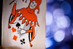 The arrows of the joker (Zeeyolq Photography) Tags: arrow macromondays bokeh cards joker paris france