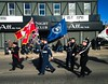 We Remember (PEEJ0E) Tags: remembrance day 2016 brantford ontario canada cadets flag march parade allure nightclub karaoke veteran army navy air force military soldier young men colour party james curtis