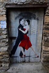 Valloria (123) (Pier Romano) Tags: valloria porte porta dipinta dipinte door doors painted imperia liguria italia italy nikon d5100 paese town dolcedo artisti pittori